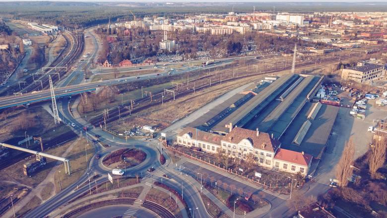 1,5 tys. mieszkań, handel, usługi, działania artystyczne - tak ma wyglądać osiedle BociaNowe, które powstanie u zbiegu ul. Rycerskiej i Zygmunta Augusta