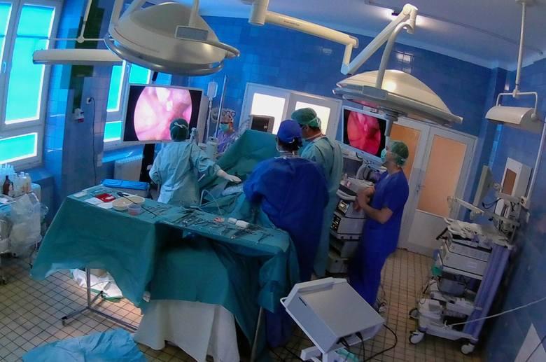 Szpital Uniwersytecki w Zielonej Górze podsumowuje 2020 roku. Nowatorskie operacje, czy konieczne inwestycje, zmieniające oblicze lecznicy