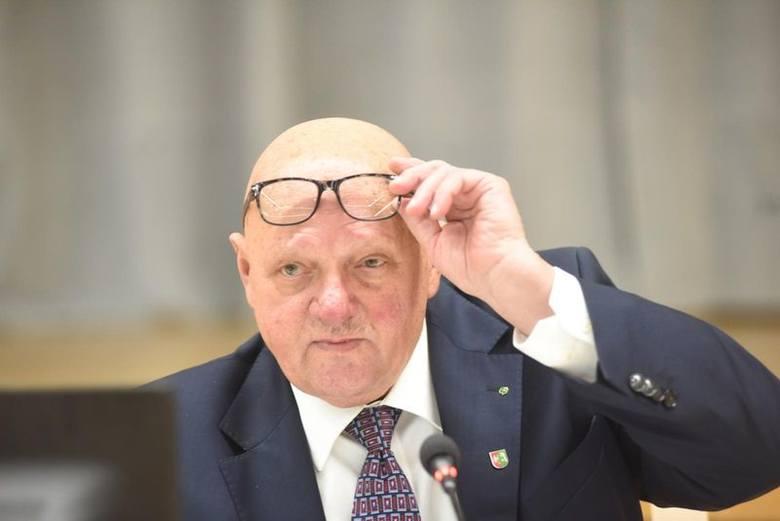 Jan Świrepo ze Strzelec Krajeńskich jest wiceprzewodniczącym klubu radnych Polskiego Stronnictwa Ludowego