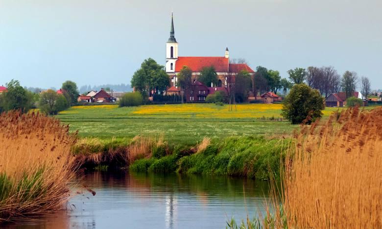 Kościół w Dobrzyniewie Kościelnym