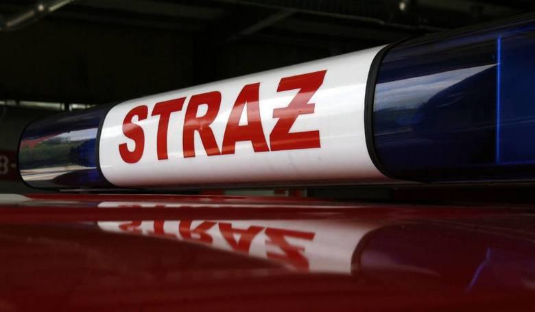 Tragedia w Szczerbicach. 78-latek zginął w pożarze