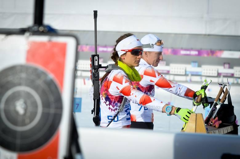 Puchar Świata w biathlonie: Polka w czołówce. Pierwszy raz po ślubie