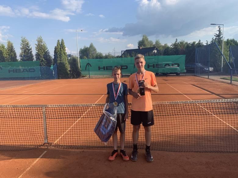 W Gorzowie rozegrano dwa turnieje WTK dla młodych tenisistów.