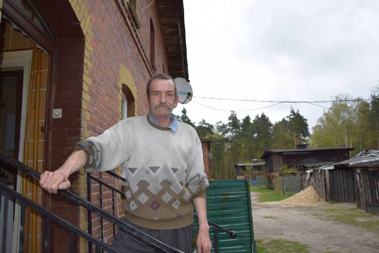 Zbigniew Witkowski jest głównym hodowcą w spółce, ma sentyment do starogardzkiej placówki. Prawdziwą perłą w jej stajni jest arab - Zachodni Wiatr