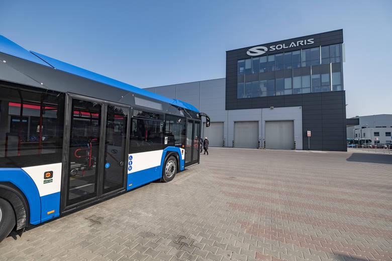 W 2018 roku 36 procent zrealizowanych kontraktów stanowiły dostawy autobusów z napędami elektrycznymi, hybrydowymi
