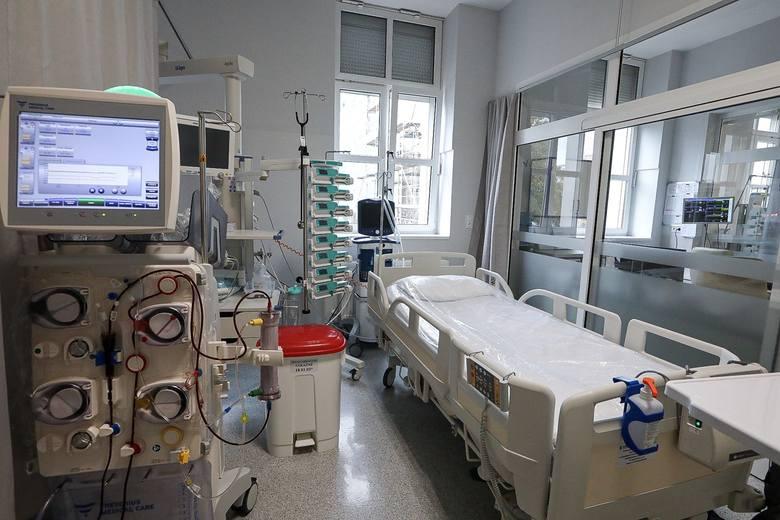 Budynek W i K w szpitalu na Pomorzanach w Szczecinie już po przebudowie [ZDJĘCIA]