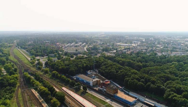 Odcinek 3 - Rudak, Czerniewice, Stawki, Podgórz