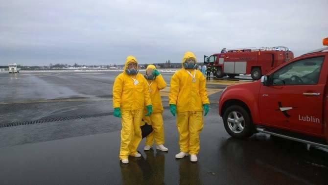 """Ćwiczenia """"Ebola 2014"""""""