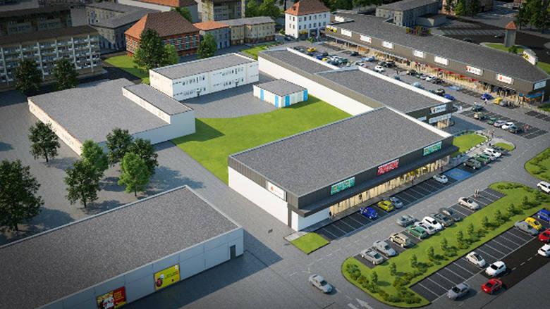 Premium Park - nowe sklepy w Strzelcach Opolskich powstaną przy ul. Marka Prawego