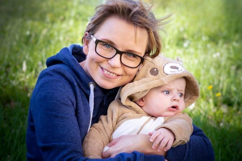 Anna Głuch - mama czwórki dzieci dzielnie walczy z rakiem