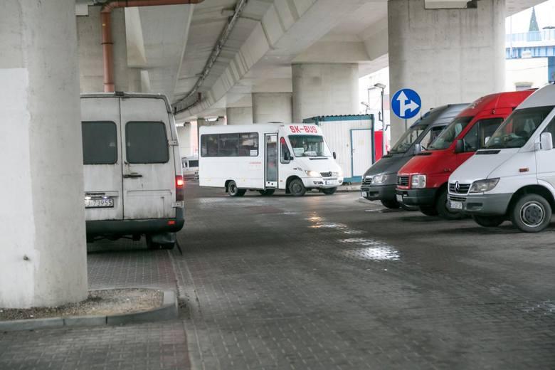 Busy w Krakowie