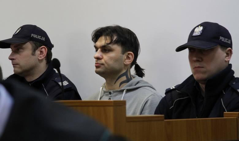 """Proces Dawida Kosteckiego """"Cygana"""" i ośmiu innych osób odroczony"""