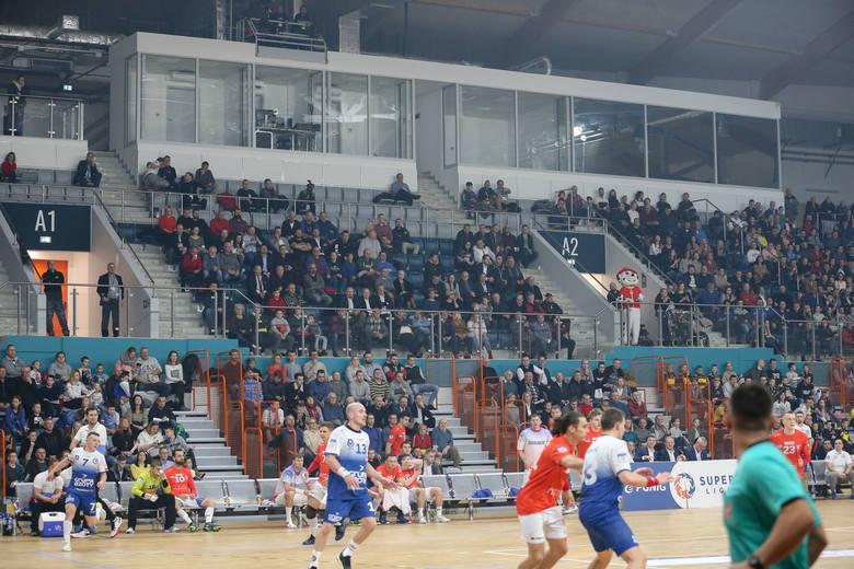 Arena Jaskółka Tarnów może pomieścić ponad 4 tysiące widzów
