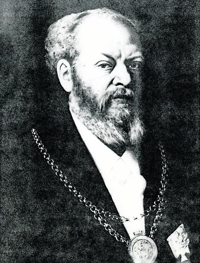 Ferdinand Julius Ernst Friedensburg<br />