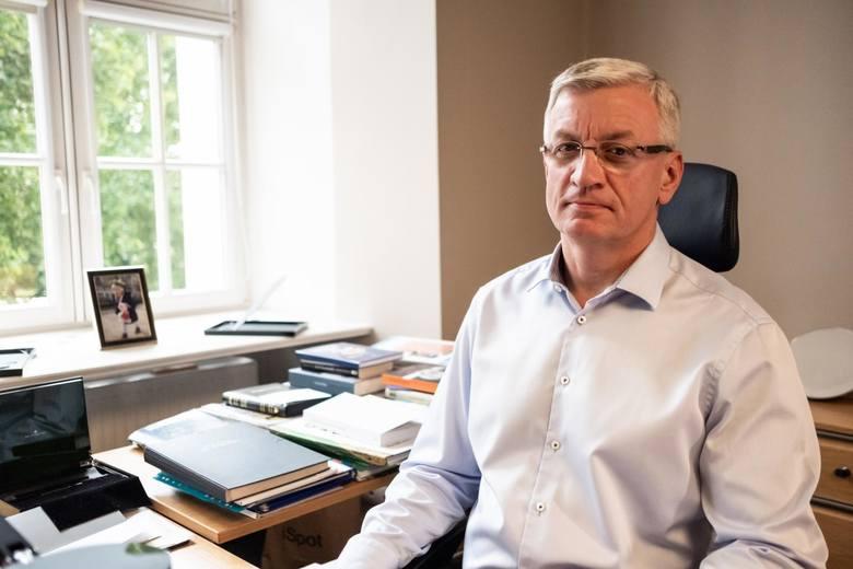 Za swoją największą porażkę Jacek Jaśkowiak uważa brak szybszego porozumienia z lewicą w Radzie Miasta.