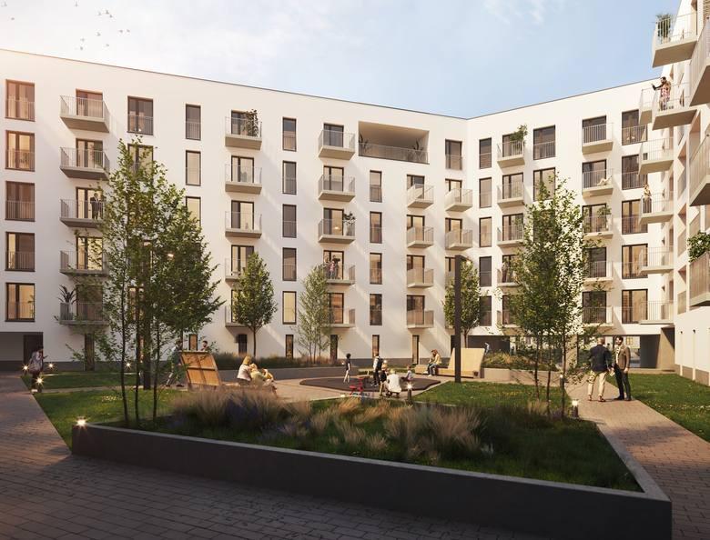 Nova Mikołowska - Nowa inwestycja w centrum Katowic