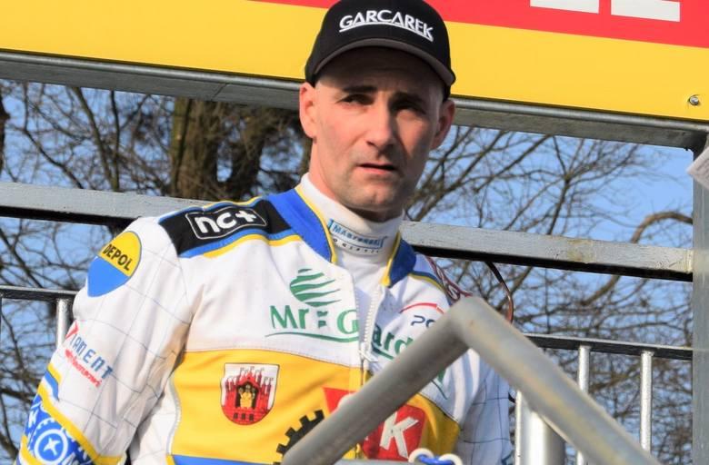 Tomasz Gollob: - Życzę grudziądzkiej drużynie awansu do play off, a każde miejsce w czołowej czwórce jest dobre