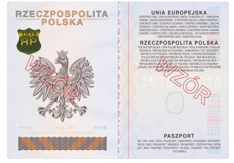 """Hasło """"Bóg Honor Ojczyzna"""" ma stronie z danymi posiadacza dokumentu podzieliło Polaków. Według niektórych, pierwszy człon hasła zaprzecza"""