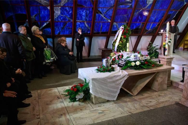 Pogrzeb Zbigniewa Krzywickiego