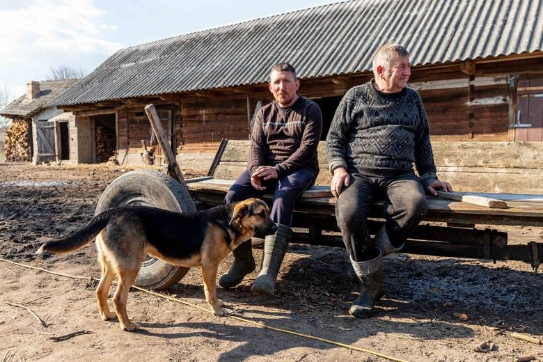 Gospodarstwo Gienka i Andrzeja