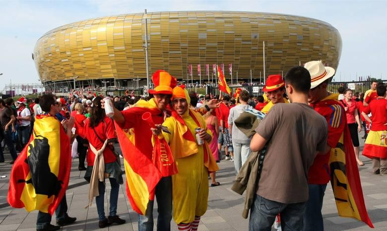 Media: Gdańsk może stracić finał Ligi Europy, dziwny pomysł Greków