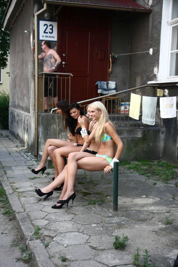 Casting na Miss Polonia - 2010 rok
