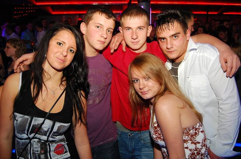 Andrzejki 2009 w Discoplexie A4