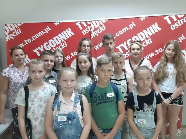 Pasieki. Junior Media - podsumowanie warsztatów, 12.06.2019