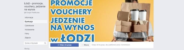 """Koronawirus. Akcja """"Łódź - promocje, vouchery, jedzenie na wynos"""", czyli zapłać już teraz, skorzystaj po epidemii"""