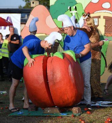 Podczas Dni Przytocznej 2019 odbyło sie tradycyjnie Święto Plonów no i oczywiście Święto Pomidora! Na imprezy zapraszał wójt gminy Przytoczna wspólnie