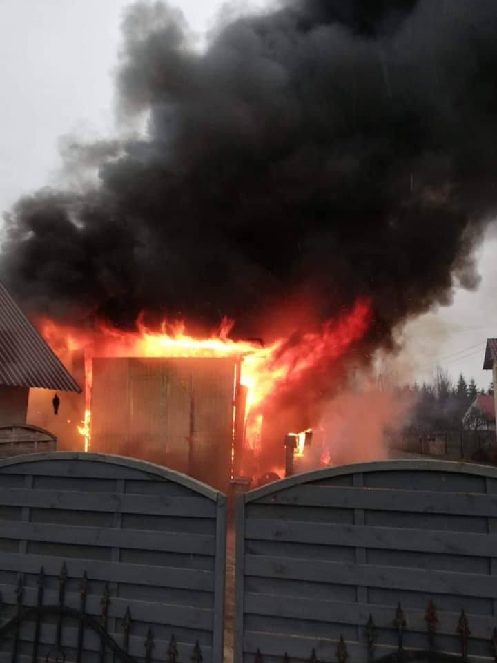 Pożar w Zatoniu. Akcja pomocy odbudowy warsztatu samochodowego, który strawił pożar