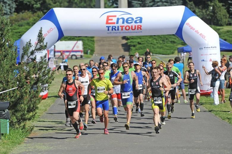 Enea Tri Tour Cross Duathlon: Połączenie biegu i kolarstwa na Cytadeli