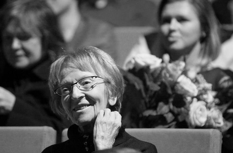 Wanda Wiłkomirska była wielką osobowością, a przy tym niezwykle pogodną i życzliwą innym ludziom osobą
