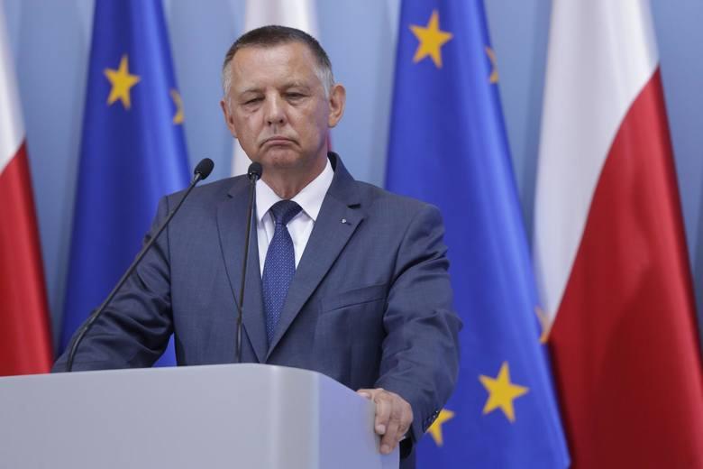 Marian Banaś odwołuje wiceprezesów NIK. Podczas urlopu zastąpi go nowa wiceprezes Małgorzata Motylow