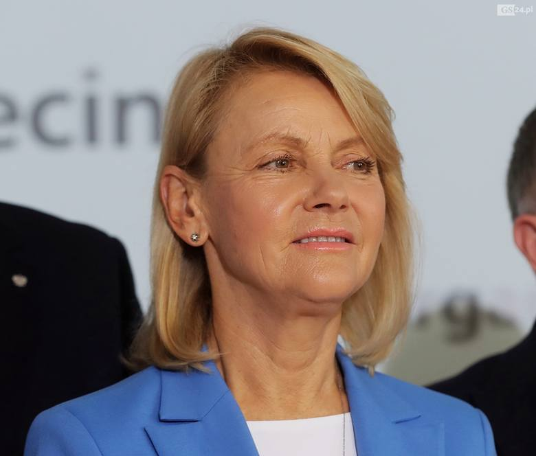 Małgorzata Jacyna-Witt prezesem Stoczni Szczecińskiej
