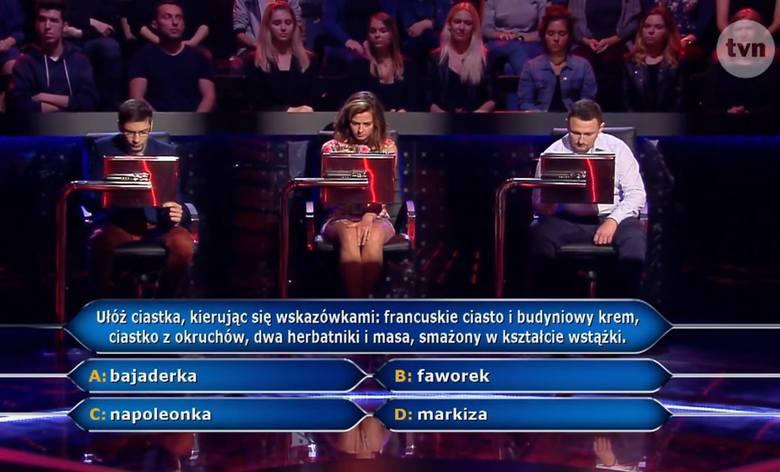 """Milionerzy TVN 7.11.2018. Czy padnie pytanie za milion? Błażej Szulc z Kościerzyny wygra główną nagrodę w programie """"Milionerzy""""?"""