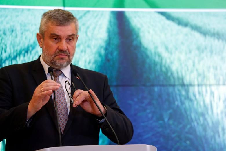 Ardanowski musi odejść? Komisja rolnictwa rekomenduje odrzucenie wniosku o wotum nieufności