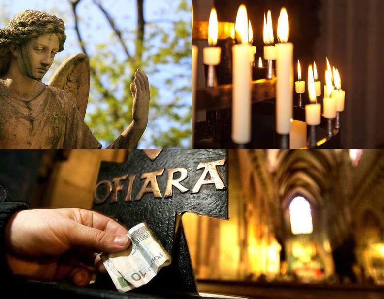 Ile trzeba zapłacić za pogrzeb w poszczególnych parafiach naszego województwa? Sprawdziliśmy cennik usług kościelnych związanych z pogrzebem. Zobaczcie,