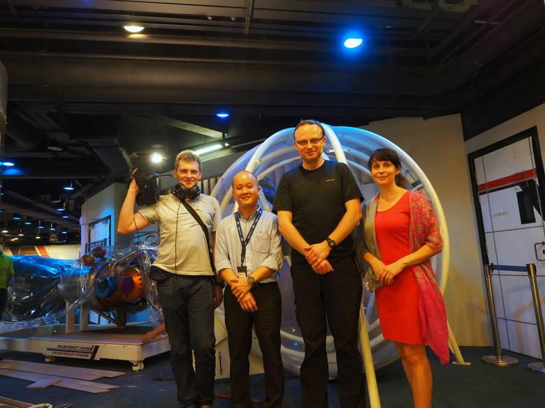 22 lutego pracownicy Planetarium i Obserwatorium Astronomicznego w Grudziądzu zorganizowali wyprawę do Indonezji, by podziwiać całkowite zaćmienie słońca.