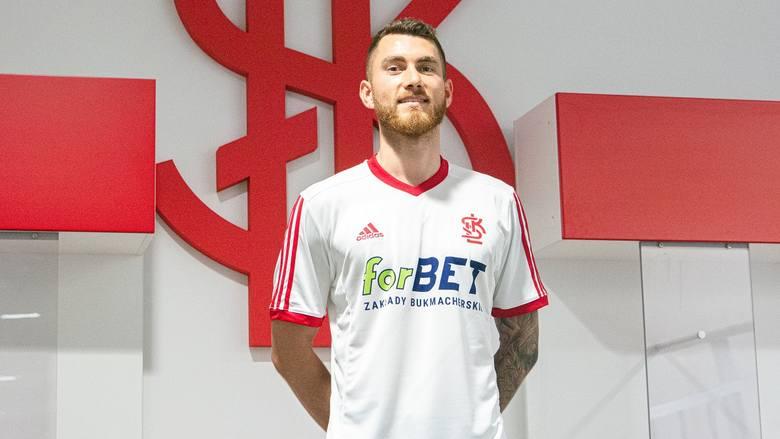 ŁKS - transfery. Drugim nowym piłkarzem został Maciej Dampc