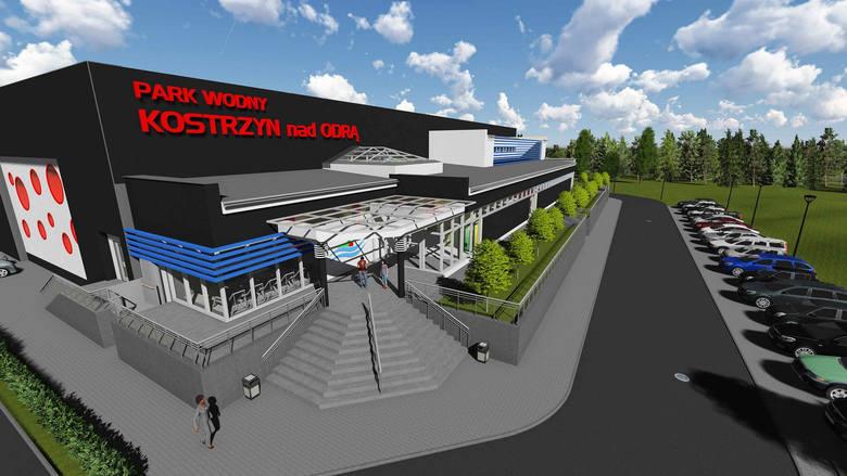 Na budowę krytego basenu w Kostrzynie nad Odrą miasto przeznaczyło 23,2 mln zł.