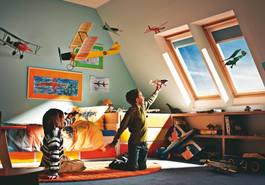 Idealny pokój do nauki – pełen światła i tlenu