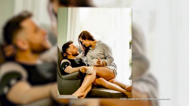 """Wojtek Janik i Agnieszka Łyczakowska poznali się w programie """"Ślub od pierwszego wejrzenia"""" i już od lat są szczęśliwym małżeństwem. Myślą o zakupie"""