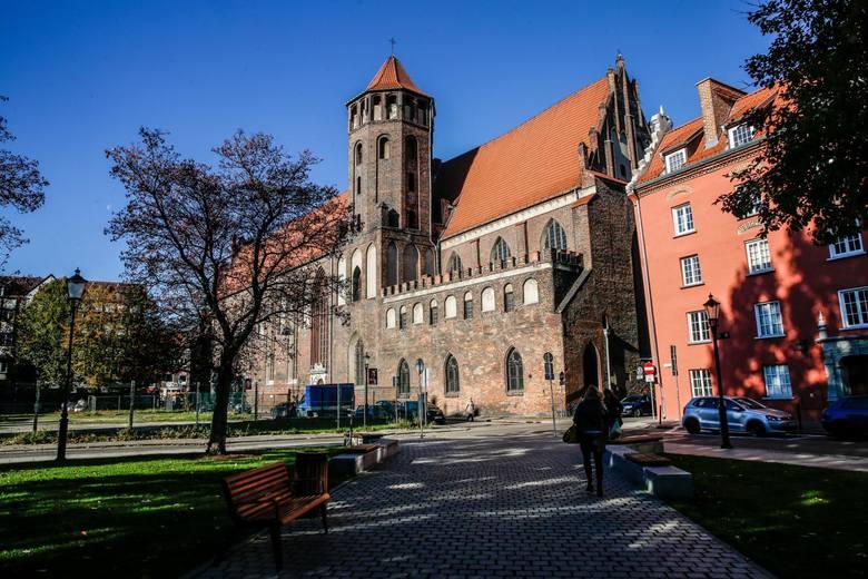 Kościół św. Mikołaja w Gdańskuzostał zamknięty, gdy pojawiło się widmo katastrofy budowlanej