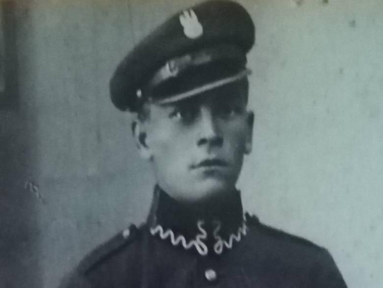Wacław Jurkojć do wojska wstąpił na ochotnika, nie miał jeszcze 18 lat