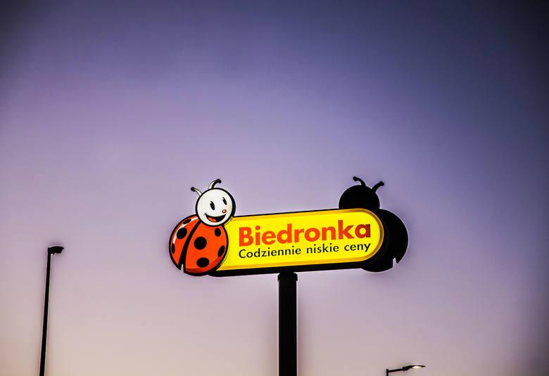 Pięć nowych sklepów, które już wkrótce wzbogacą liczącą ponad 2830 lokalizacji sieć Biedronka.