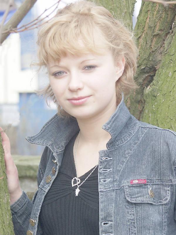 Anna Suchomska, lat 17