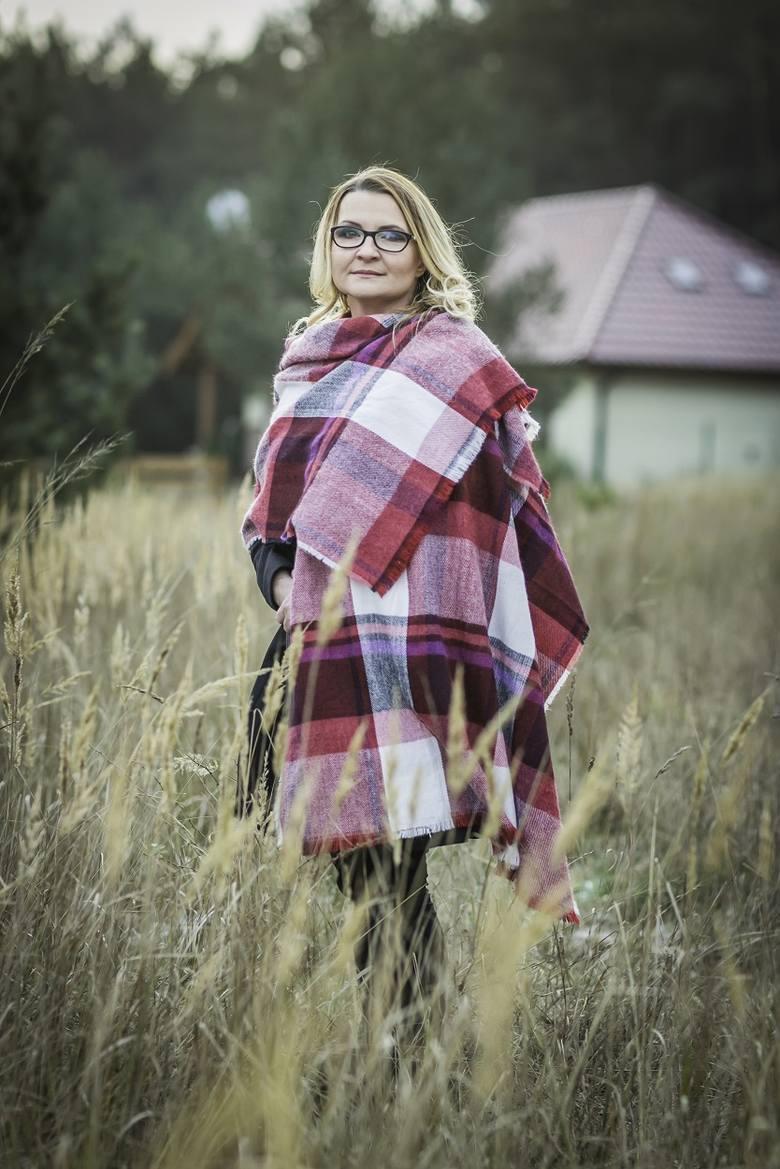 Julita Lehmann, sołtys Dobrzycy
