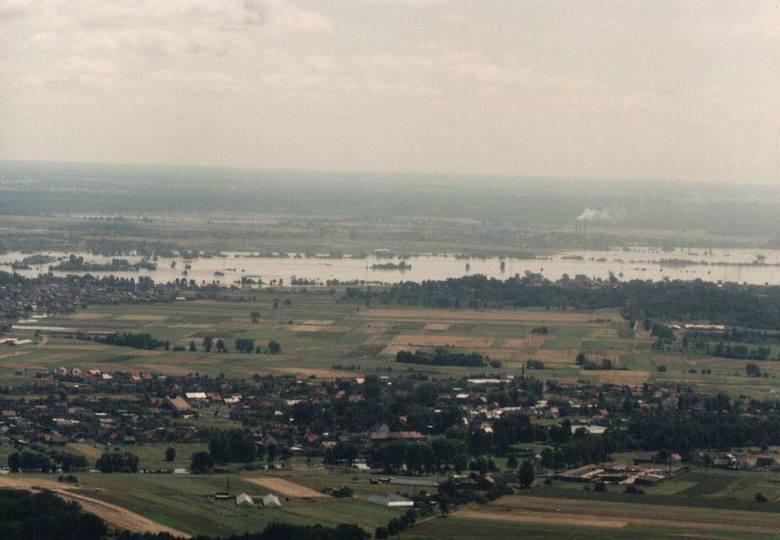 Powódź na Opolszczyźnie.