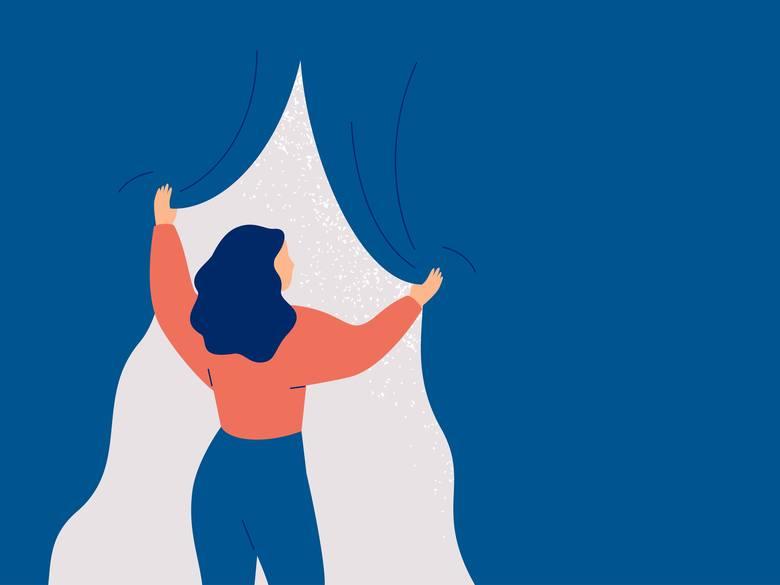 Jak przeżyć żałobę? Rozmawiamy z psycholożką Małgorzatą Krzak